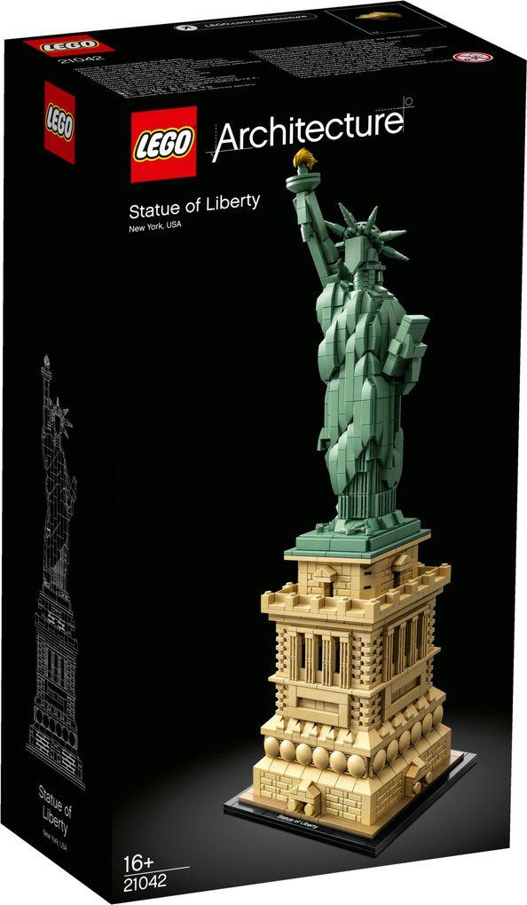 LEGO® Architecture - Freiheitsstatue als sonstige Artikel