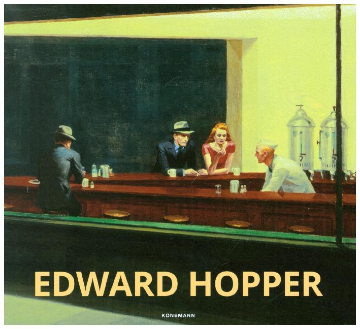 Edward Hopper als Buch