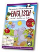 Das lustige Lernhilfe-Buch für Kinder - Englisch