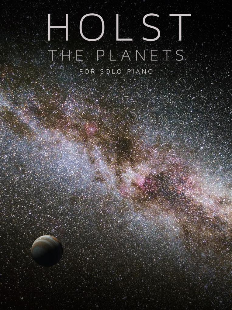 Holst: The Planets (Solo Piano) als eBook Downl...