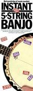Instant 5-String Banjo: Compact Reference Library