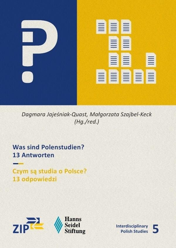 Was sind Polenstudien? 13 Antworten als Buch