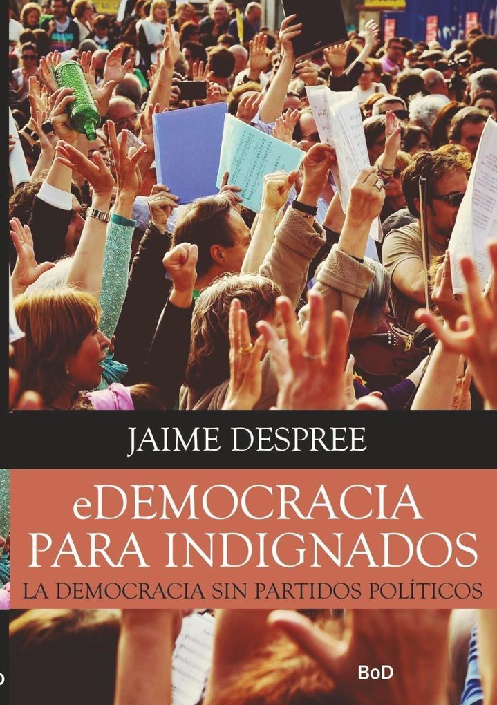 eDemocracia para indignados als eBook