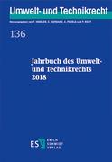 Jahrbuch des Umwelt- und Technikrechts 2018