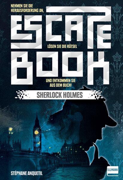 Escape Book - Die Falle des Moriarty als Buch