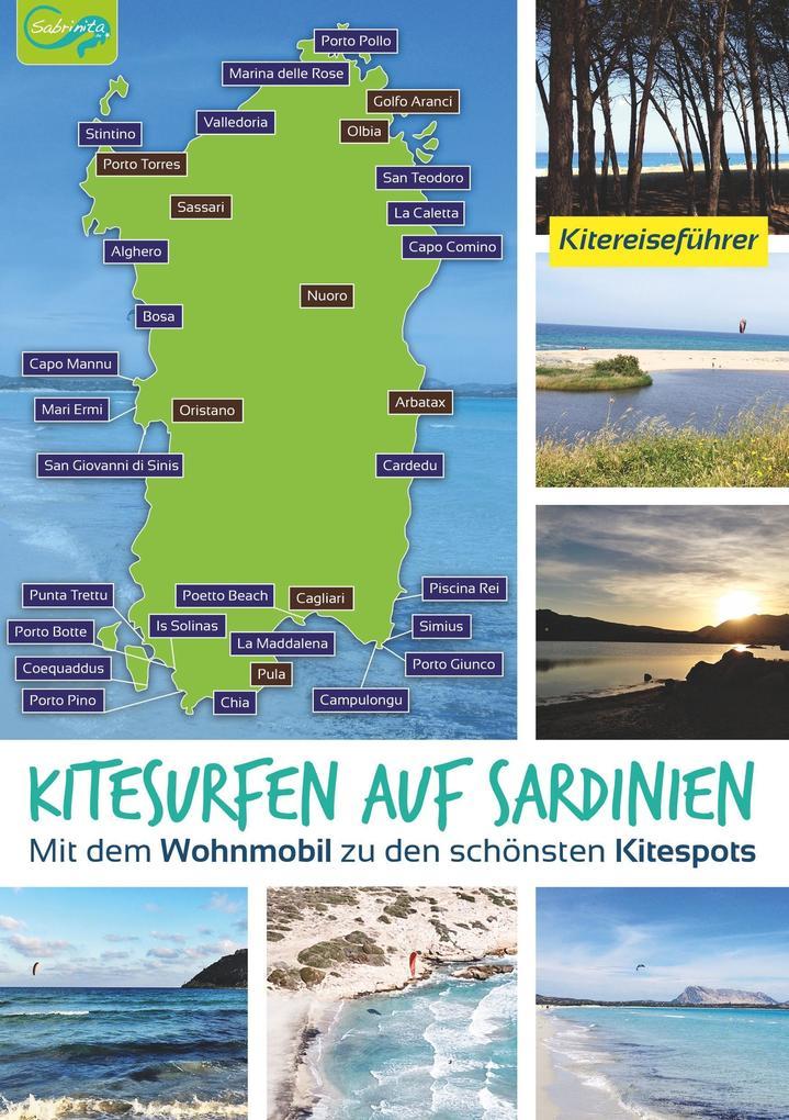 Kitesurfen auf Sardinien als Buch von
