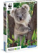 Clementoni - 250 Teile Supercolor - WWF Baby Koala