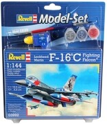 Revell - Model Set F-16C USAF