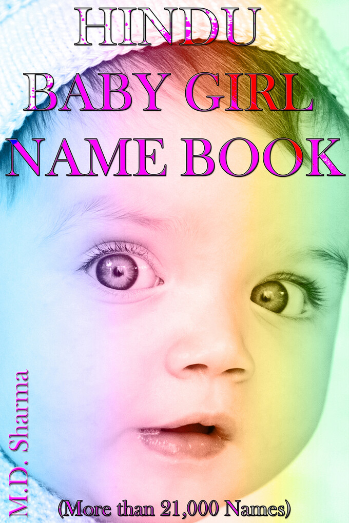 Hindu Baby Girl Name Book (More Than 21,000 Nam...