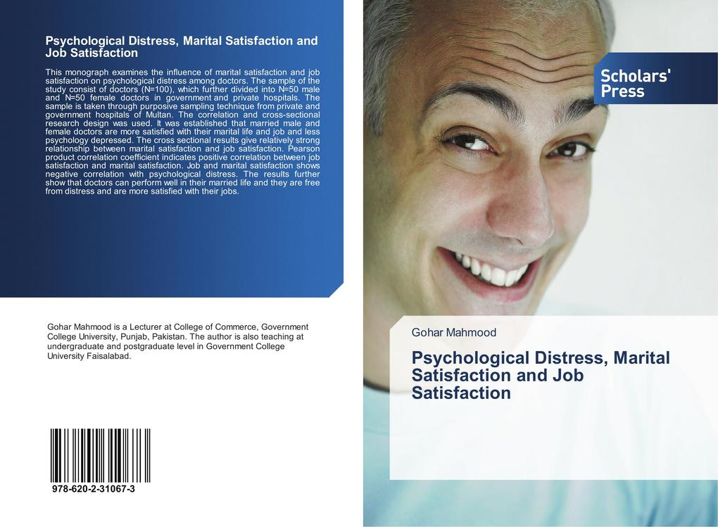 Psychological Distress, Marital Satisfaction an...