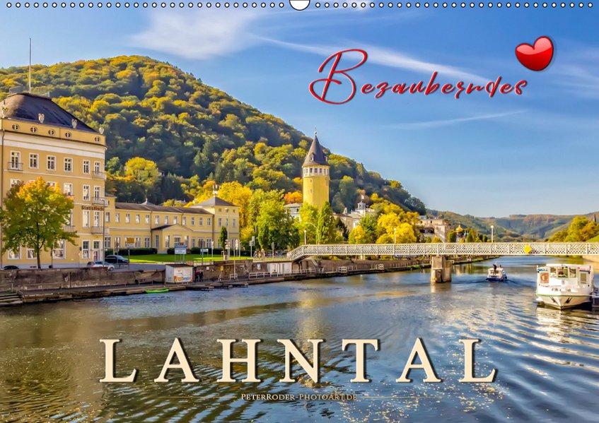 Bezauberndes Lahntal (Wandkalender 2019 DIN A2 ...
