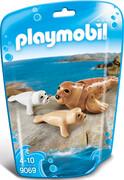 PLAYMOBIL 9069 - Family Fun - Robbe mit Babys