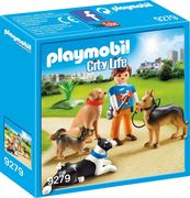 PLAYMOBIL 9279 - City Life - Hundetrainer