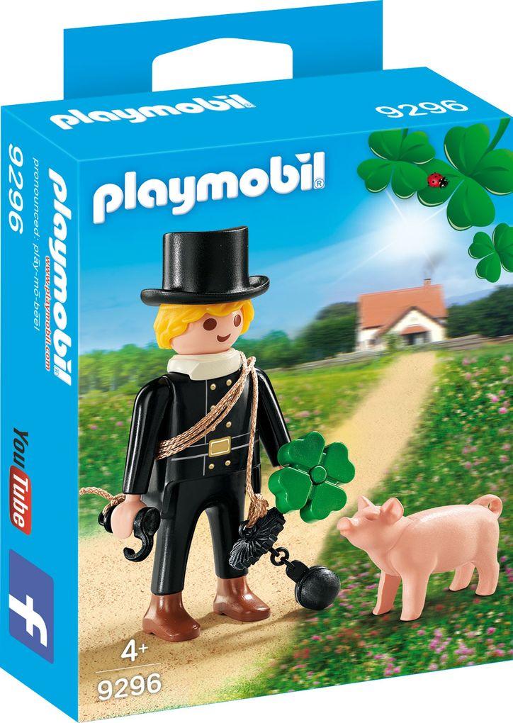 PLAYMOBIL 9296 - City Life - Schornsteinfeger m...