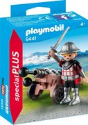 PLAYMOBIL 9441 - Special Plus - Ritter mit Kanone