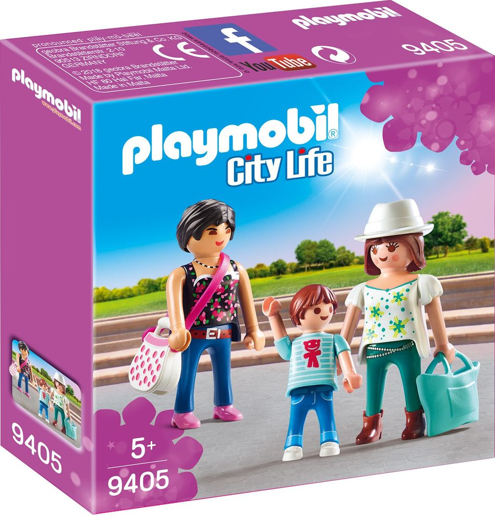 PLAYMOBIL 9405 - City Life - Einkaufspassage - ...