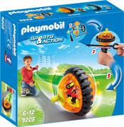 PLAYMOBIL 9203 - Action - Speed Roller Orange