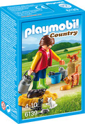 PLAYMOBIL 6139 - Country - Bauernhof: Bunte Katzenfamilie