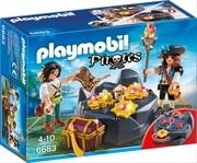 PLAYMOBIL 6683 - Pirates - Piraten-Schatzversteck