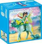 PLAYMOBIL 9137 - Fairies - Wasserfee mit Pferd Aquarius