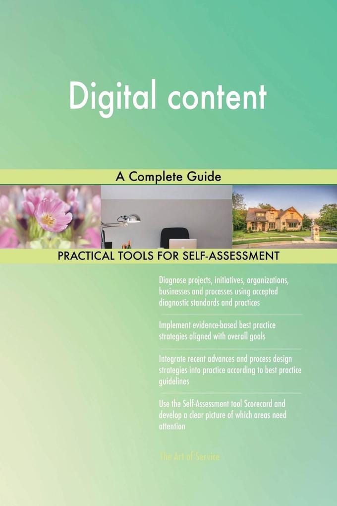 Digital content A Complete Guide als eBook Down...