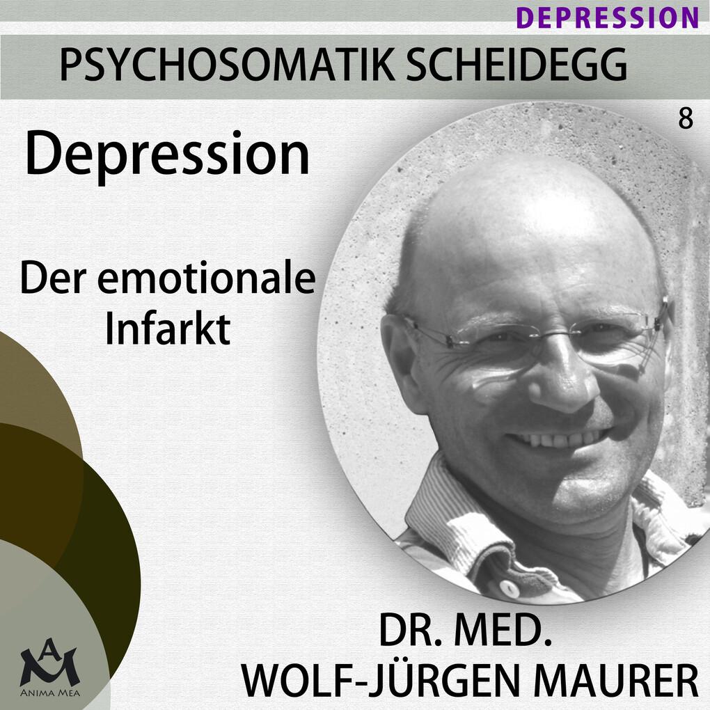 Depression - Der emotionale Infarkt als Hörbuch Download