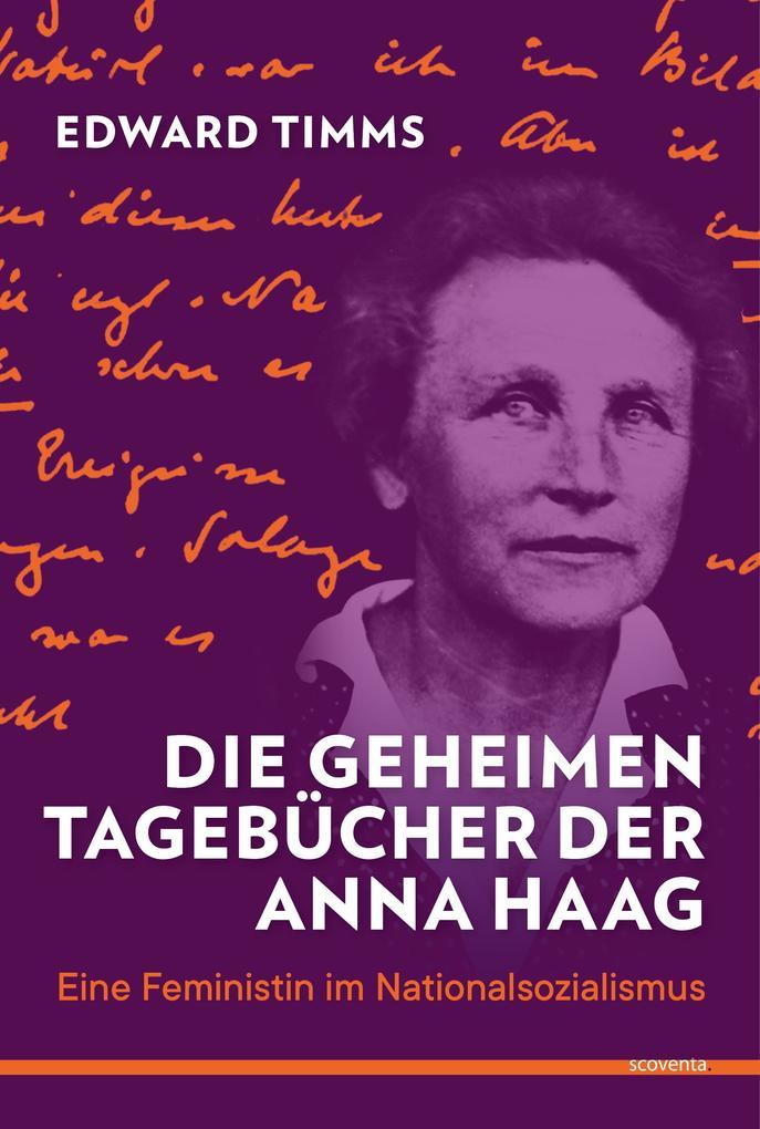 Die geheimen Tagebücher der Anna Haag als Buch