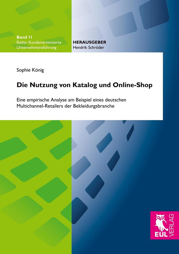 Die Nutzung von Katalog und Online-Shop als Buc...
