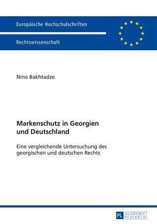 Markenschutz in Georgien und Deutschland als eB...