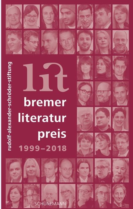 Dokumentation Bremer Literaturpreis 1999-2018 als Buch