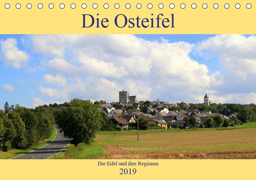 Die Eifel und ihre Regionen - Die Osteifel (Tis...