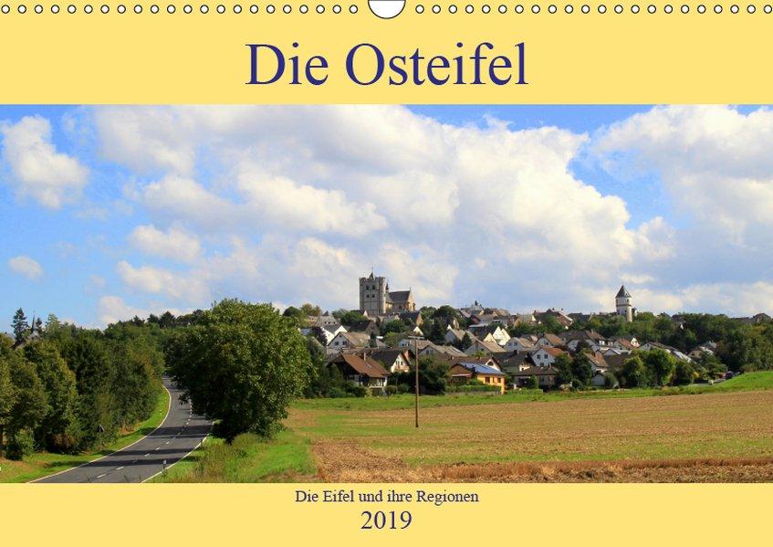 Die Eifel und ihre Regionen - Die Osteifel (Wan...