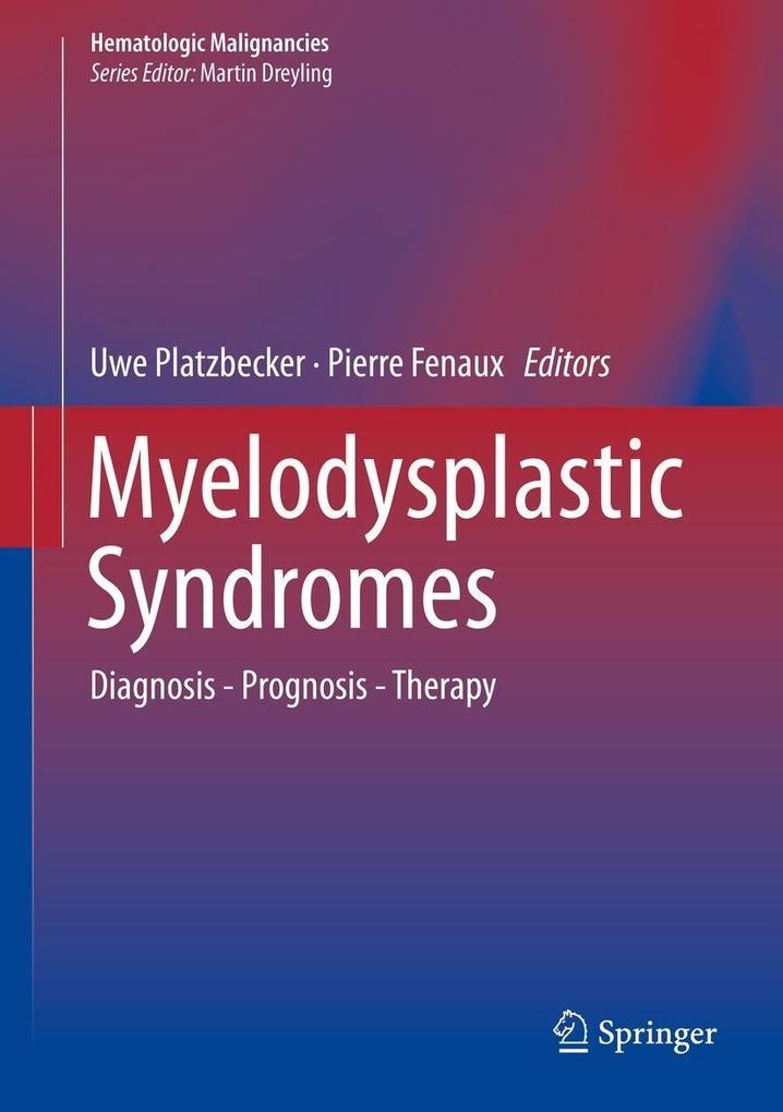 Myelodysplastic Syndromes als eBook Download von