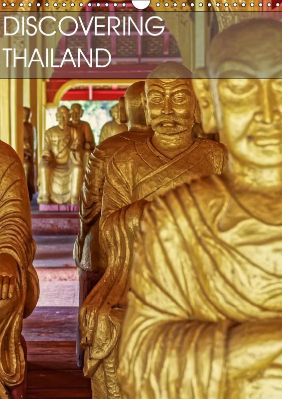 Discovering Thailand (Wall Calendar 2019 DIN A3...