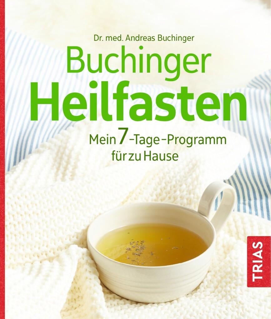 Buchinger Heilfasten als eBook
