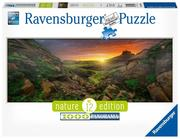 Sonne über Island Puzzle 1000 Teile