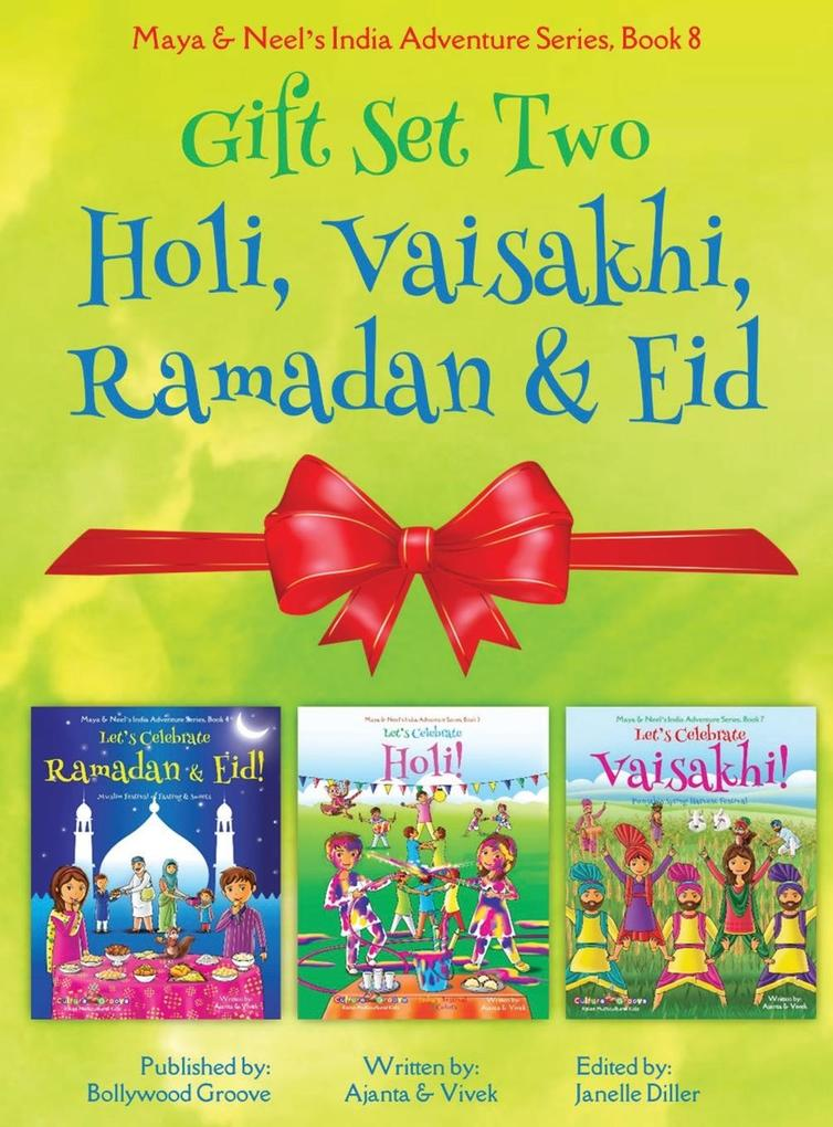 GIFT SET TWO (Holi, Ramadan & Eid, Vaisakhi) al...