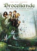 Broceliande - Der Wald des kleinen Volkes. Band 3