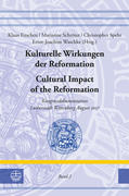 Kulturelle Wirkungen der Reformation / Cultural Impact of the Reformation