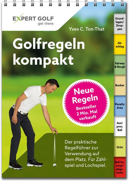 Golfregeln kompakt 2019 als Buch