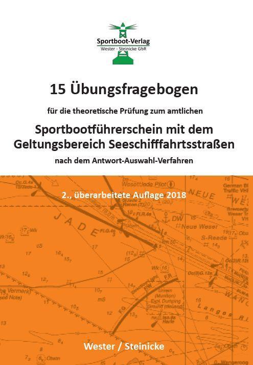 15 Übungsfragebogen für die theoretische Prüfun...