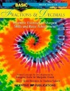 Fractions & Decimals Basic/Not Boring 6-8+: Inventive Exercises to Sharpen Skills and Raise Achievement