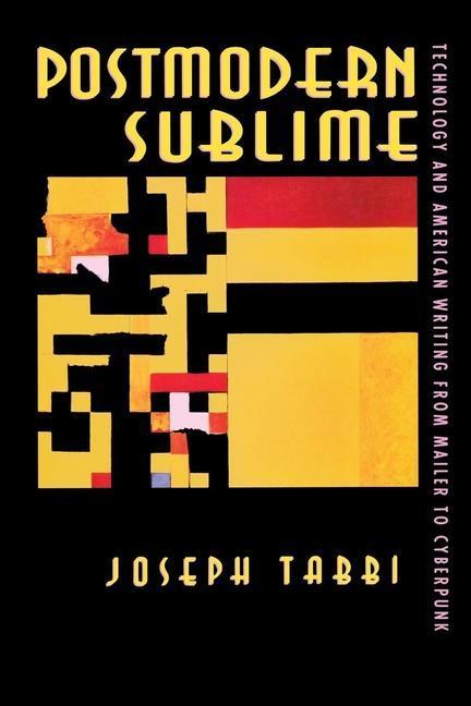 Postmodern Sublime als eBook Download von Josep...