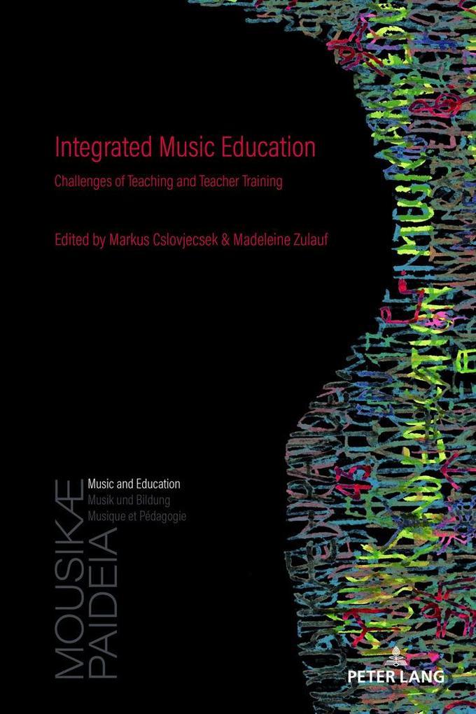 Integrated Music Education als Buch von