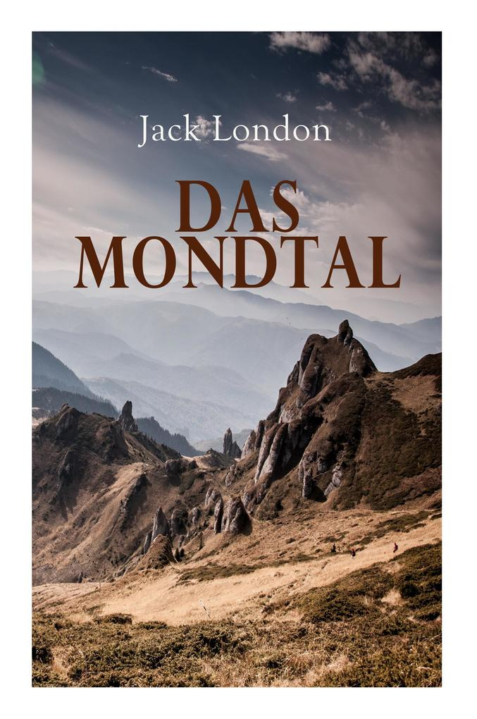 Das Mondtal als Buch von Jack London