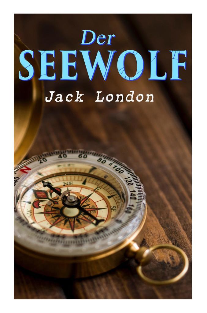 Der Seewolf als Buch von Jack London
