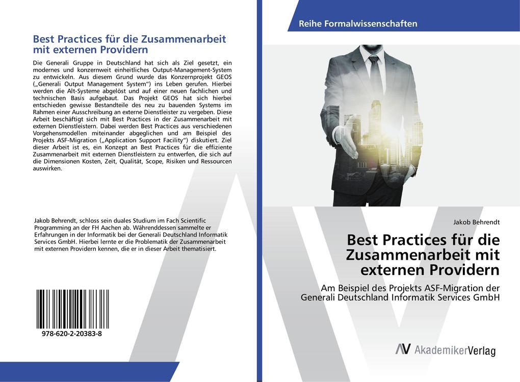 Best Practices für die Zusammenarbeit mit exter...
