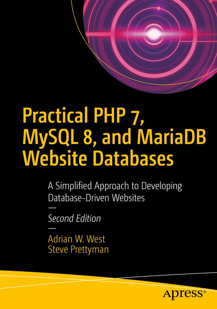 Practical PHP 7, MySQL 8, and MariaDB Website D...
