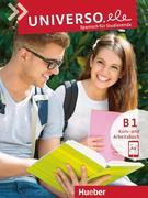 Universo.ele B1. Kurs- und Arbeitsbuch mit Audios online