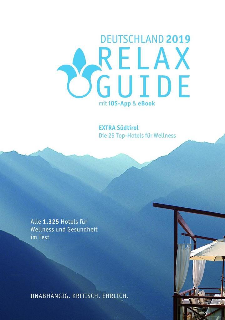 RELAX Guide 2019 Deutschland, kritisch getestet...